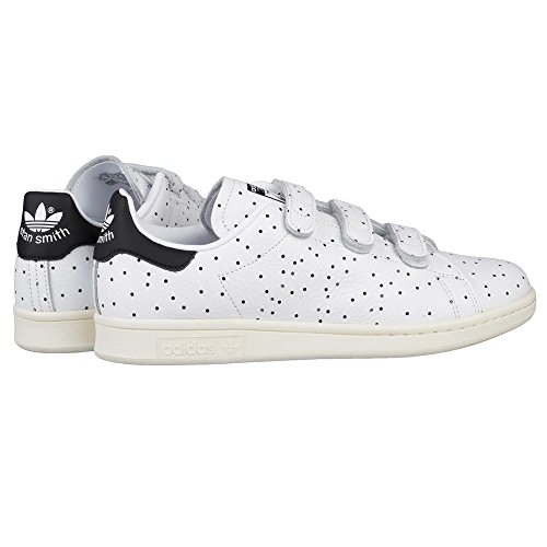 Adidas Stan Smith Jf W - Bb5145 Hvit-svart