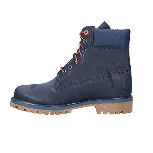 Premium Blue Boot Ca1u7x Stivaletto 6 fEIwA