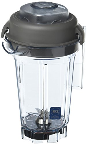 Vitamix 26647 Vita-Mix 32 Oz Stackable Use Make Any Type of Frozen drin Container, ()