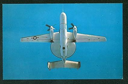Amazon com : Hawkeye Grumman W2F-1 American Scout Aircraft Airplane