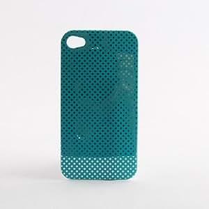 Carcasa de Puntos para el iPhone 4 y 4S - Múltiples Colores