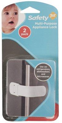 2PK WHT Appliance Lock ()