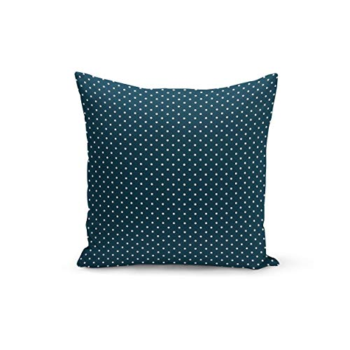 ue and White Polka Dot Pillowcase Cover Premier Prints Mini Dot Oxford Pillowcase Covers Zipper Closure ()