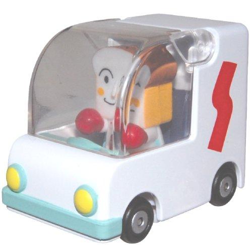 Anpanman Anpanman Museum GOGO minicar mango bread and bread Man (japan import) by Sega