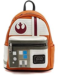 Star Wars Rebel Cosplay Mini Backpack Standard