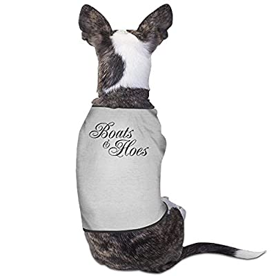 Theming BOATS 'N HOES Dog Vest