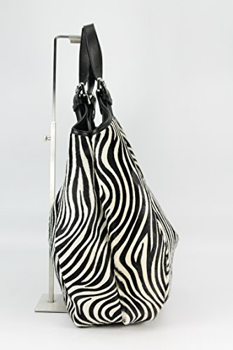 Belli Bolsa Zebra Compra La De Negro Mujer gfSrTqZPg