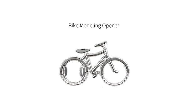 Compra R.SunRay Bicicleta Estilo Creativa Personalizada Abridor De ...