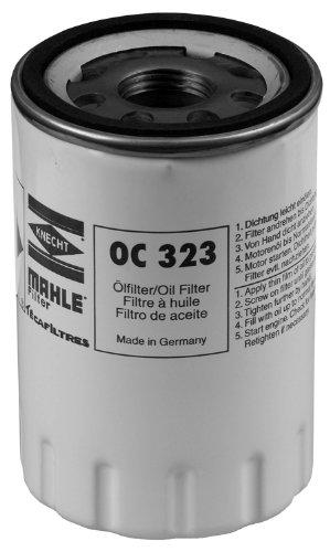 MAHLE Original OC 323 Oil Filter by MAHLE Original