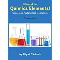 Manual de Química elemental: Conceptos, fundamentos y ejercicios