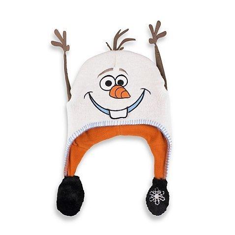 Flipeez Disney Frozen Olaf the Snowman Hat]()