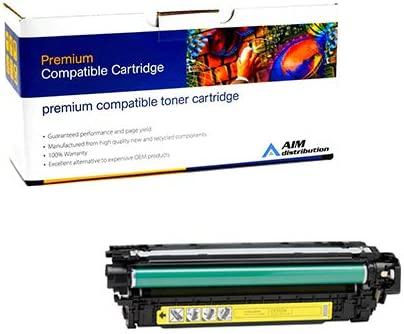 Genuine HP Yellow Print Cartridge CE342AC use with MFP M775 Factory Sealed