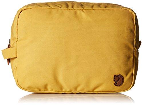 Fjällräven Utensilientasche Gear Bag Large, Ochre, 27 x 10 x 19 cm, 4 Liter, 24214-160