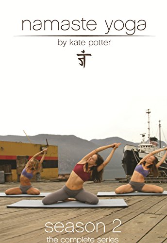 Namaste Yoga: The Complete Second Season by Namaste
