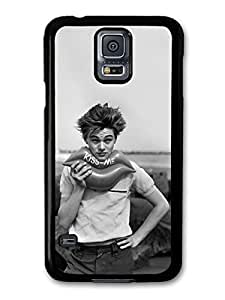 Leonardo Dicaprio Young Kiss Me case for Samsung Galaxy S5 A5139 by runtopwell