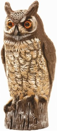 Dalen Owl (Dalen Products Great Horned Owl OW-6 - Pack of 6)