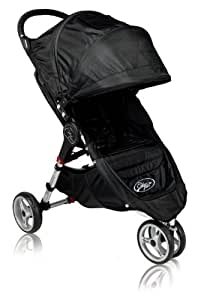 Baby Jogger 2011 City Mini Single Stroller, Black/Black (Discontinued by Manufacturer)