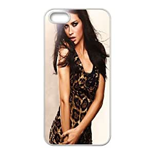 iPhone 4 4s Cell Phone Case White Charming Adriana Lima JNR2163949