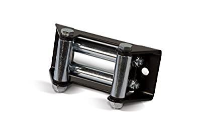 Champion Wire Rope Roller Fairlead for 3500-lb. or Less ATV/UTV Winches by Champion