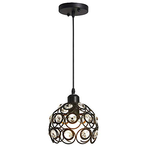 Antique Pendant Light, MKLOT Ecopower Retro Vintage Style 7.87