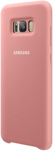 Samsung Silicone White Blanco Funda para smartphone Samsung Galaxy S8 Plus