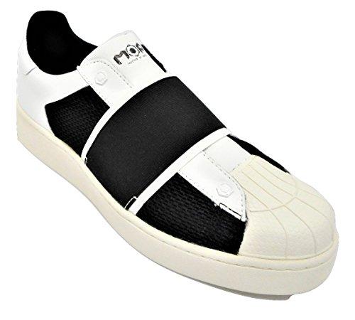 Bianco schwarz Sneaker Herren MOA 40 qXPtn0xwqO