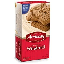 Archway, Original Windmill Cookies, 9oz Package (Pack of 3) by Archway [Foods]