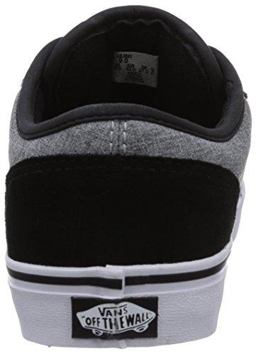 Vans Atwood - Zapatillas para hombre Gris (Suede Grindle) Exh)