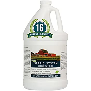 Amazon Com Unique Natural Products Septic Field