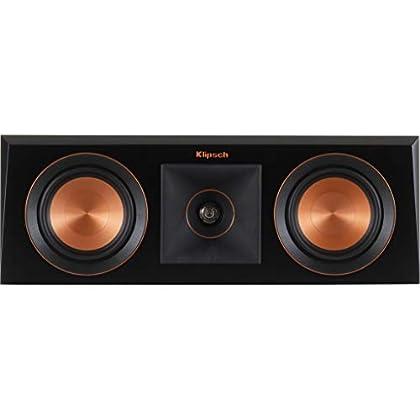 Image of Center-Channel Speakers Klipsch RP-400C Center Channel Speaker (Ebony)