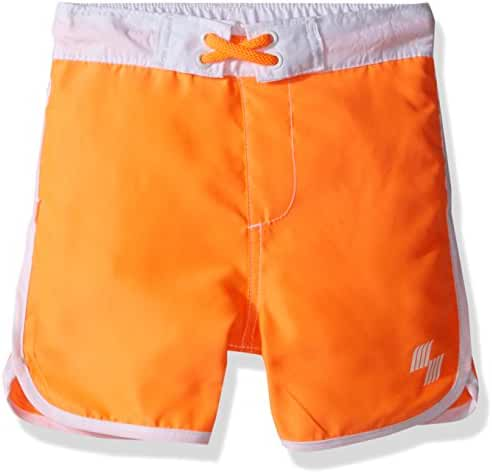 The Children's Place Baby-Boys' Li'l Guy's Boardshorts