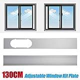 dezirZJjx Window Adapter/Window Kit Plate, 2Pcs