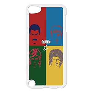 iPod Touch 5 Case White Queen Hot Space V3P5HK