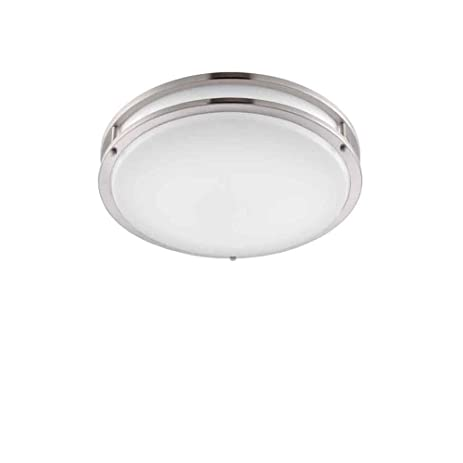Designers fountain ev1412led bn low profile led flush mount ceiling designers fountain ev1412led bn low profile led flush mount ceiling lighting fixture 12quot mozeypictures Image collections