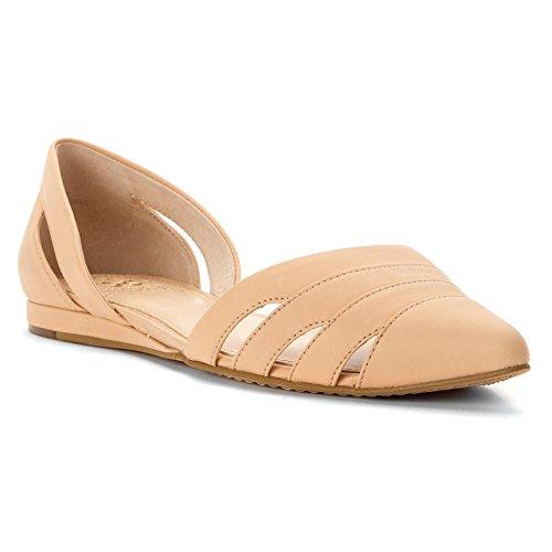 Vince Camuto Halette Mujer Fibra sintética Zapatos Planos