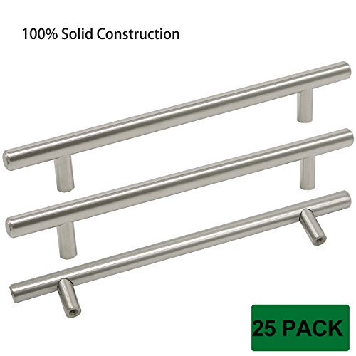 Probrico SOLID Stainless Steel T Bar Cabinet Handles 6-1/4