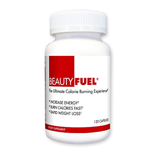BeautyFit BeautyFuel, The Ultimate Calorie Burning Experience, 120 Capsule Bottle