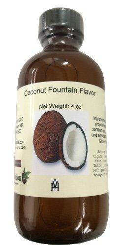 OliveNation Coconut Flavor Fountain, 8 Ounce
