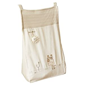 Nature's Purest Sleepy Safari Diaper Stacker (Discontinued by Manufacturer)