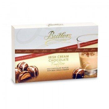 Butlers Chocolate Ireland (Butler's Famous Irish Cream Chocolate Truffles (125g) (Pack of)