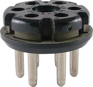 Leslie 6-Pin Male Plug
