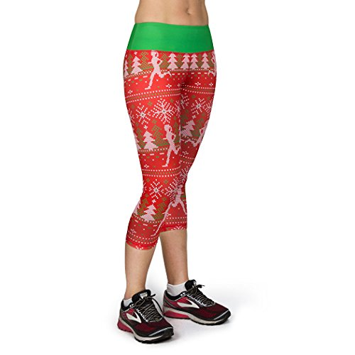 Gone For a Run Running Performance Capris |