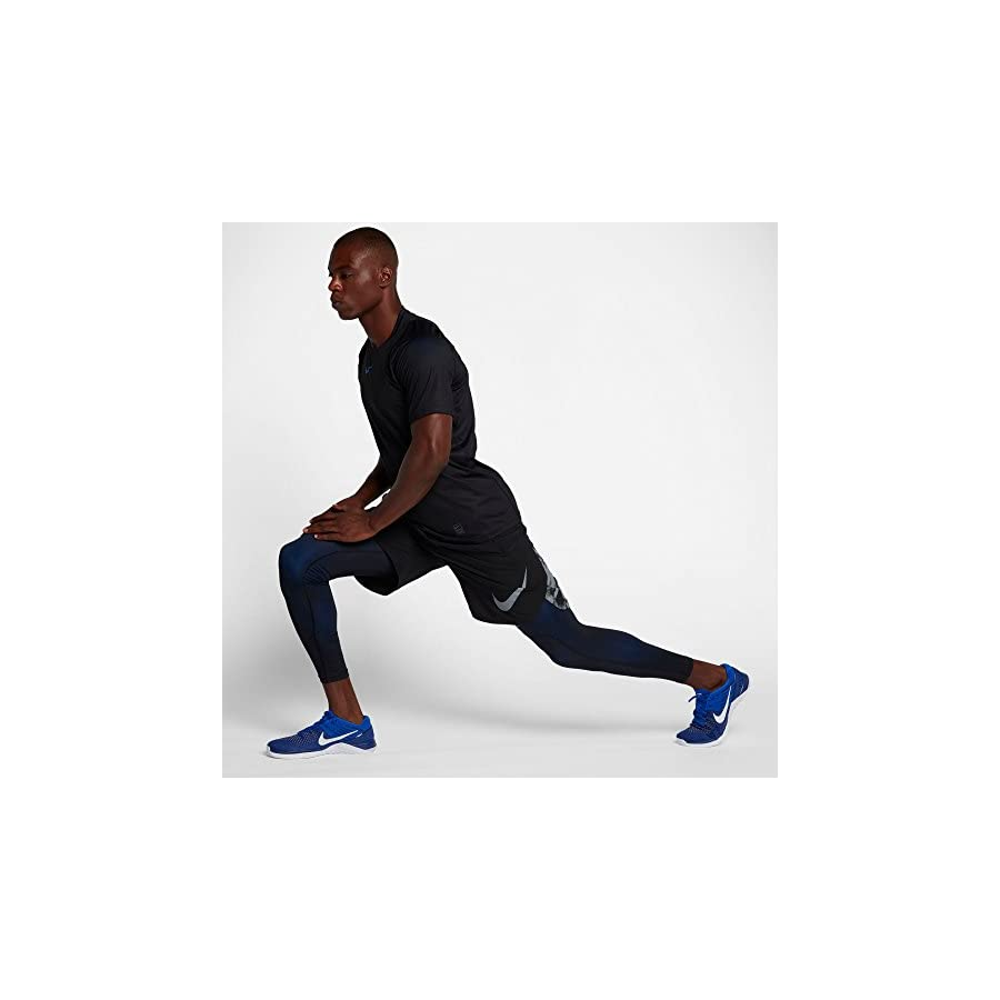 Nike Men's Pro Colorburst Tights (Game Royal, S)