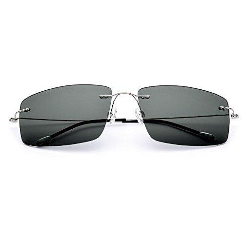 de cycl de lunettes soleil UV d'exécution polarisées soleil lunettes soleil protection conduite cours Gris Nouvelles Hommes de baseball en la lentille conduite pour pour de Wayfarer lunettes de la TAC TR90 xCqwgf