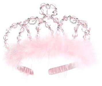 Great Pretenders Princess Tiara-Pink/Silver