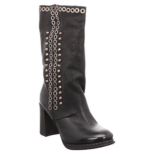 A.S.98 Women's 208301-0101-6002 Boots Black Black Black JiDWze