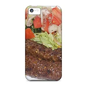 MMZ DIY PHONE CASEPremium JmWgxje5222VcymL Case With Scratch-resistant/ Kabab Case Cover For iphone 4/4s