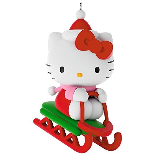 Hallmark Keepsake 2017 Hello Kitty Christmas (Hello Kitty Ornaments)