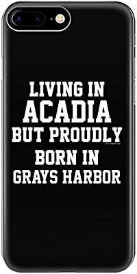 Amazon com: Living in Acadia But Proudly Born in Grays