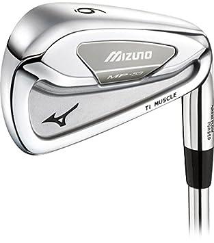 Mizuno MP-59 Irons (Steel Shaft): Amazon.es: Deportes y aire ...